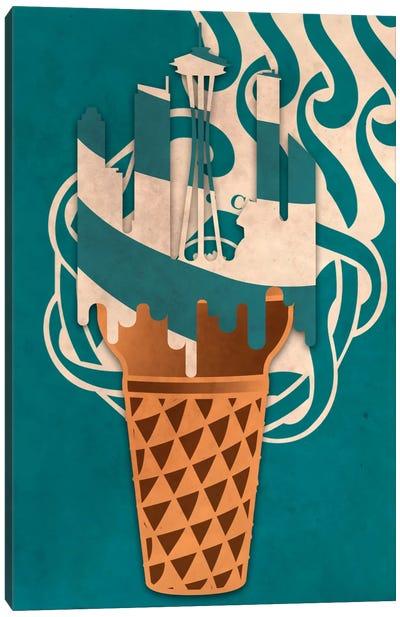 Ice Cream of Goodwill Canvas Art Print