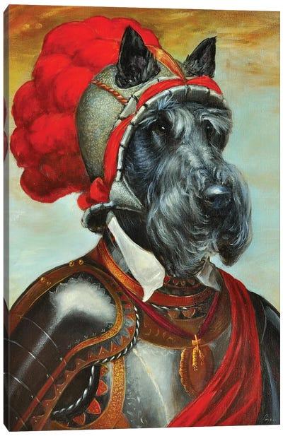 Chester Canvas Art Print