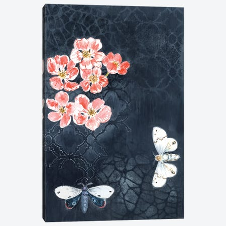 Night Moths Canvas Print #MET24} by Miri Eshet Canvas Print
