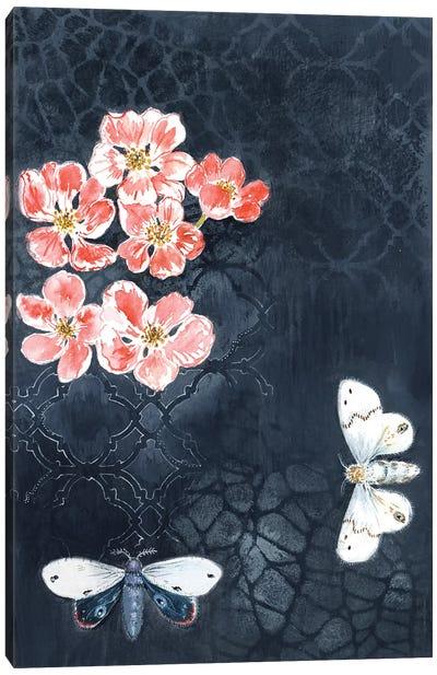Night Moths Canvas Art Print