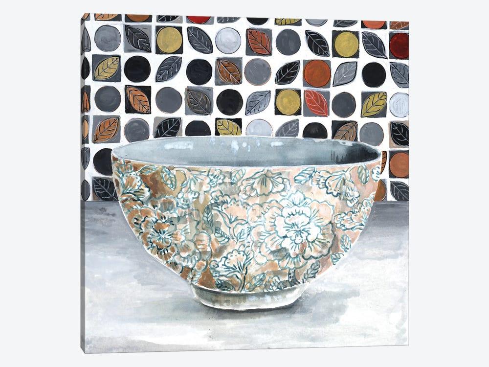 Rice Bowl by Miri Eshet 1-piece Canvas Art Print