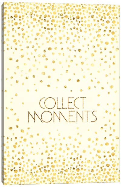 Collect Moments Canvas Art Print