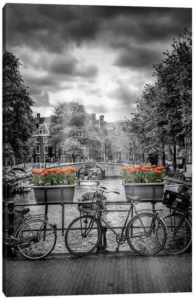 Herengracht Amsterdam Canvas Art Print