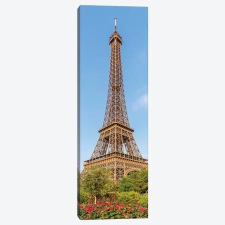 Idyllic Paris View Canvas Print #MEV154} by Melanie Viola Canvas Print