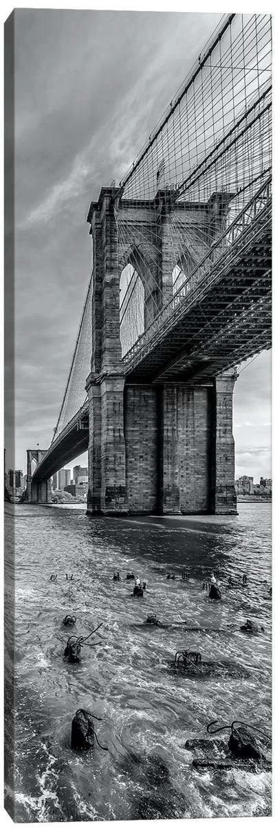 New York City Brooklyn Bridge Canvas Art Print