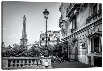 Parisian Charm Canvas Art Print