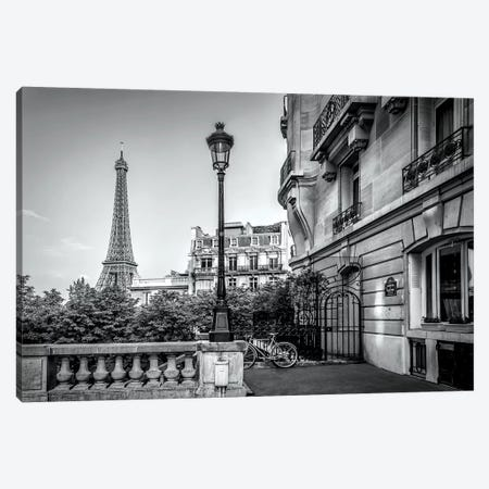 Parisian Charm Canvas Print #MEV177} by Melanie Viola Canvas Print