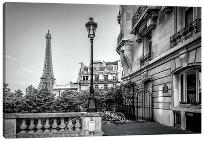 Parisian Charm Canvas Art Print