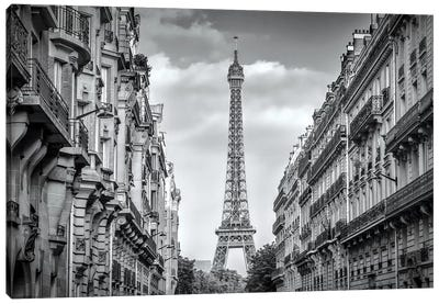 Parisian Flair Canvas Art Print