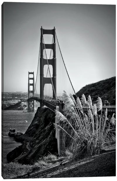 San Francisco Golden Gate Bridge Canvas Art Print