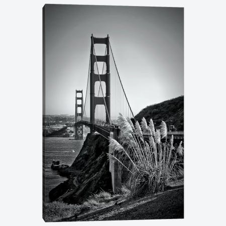 San Francisco Golden Gate Bridge Canvas Print #MEV180} by Melanie Viola Canvas Art Print