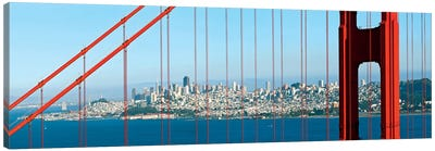 San Francisco Panorama Canvas Art Print
