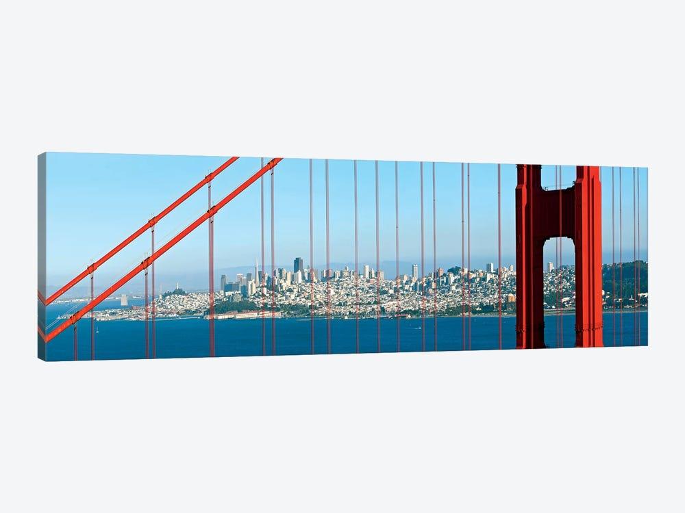 San Francisco Panorama by Melanie Viola 1-piece Canvas Art