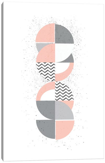 Scandinavian Design No. 73 Canvas Art Print