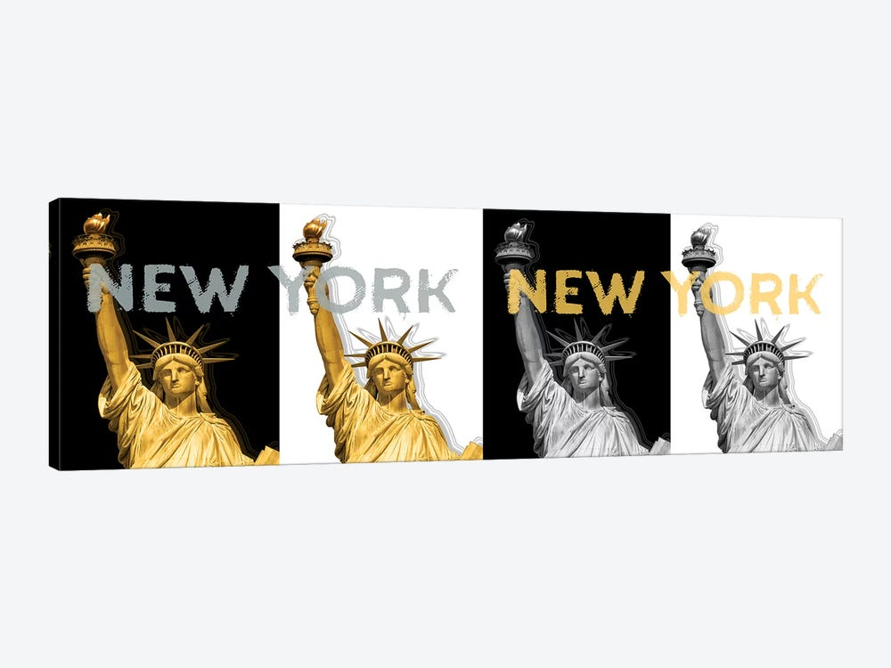 Statue Of Liberty I  by Melanie Viola 1-piece Art Print
