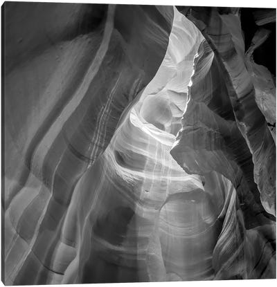 Antelope Canyon Daylight Canvas Art Print