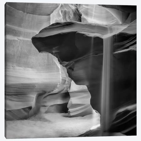 Antelope Canyon Pouring Sand Canvas Print #MEV202} by Melanie Viola Canvas Artwork