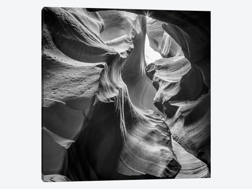 Antelope Canyon Rock Formation by Melanie Viola 1-piece Canvas Wall Art
