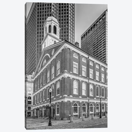 Boston Faneuil Hall Canvas Print #MEV207} by Melanie Viola Canvas Print