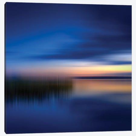 Finland Abstract Evening Mood Canvas Print #MEV215} by Melanie Viola Canvas Artwork