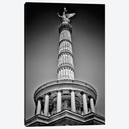 Berlin Victory Column Canvas Print #MEV295} by Melanie Viola Canvas Artwork