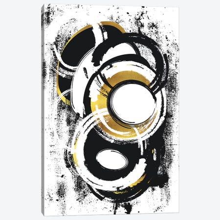 Abstract Painting No. 1 | Gold Canvas Print #MEV410} by Melanie Viola Art Print