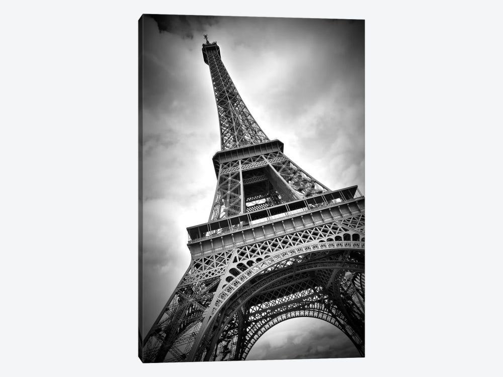 Eiffel Tower Dynamic by Melanie Viola 1-piece Canvas Artwork
