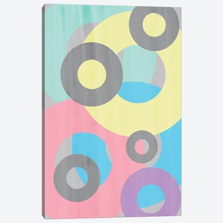 Geometric Art No. 3 Canvas Print #MEV484} by Melanie Viola Canvas Print