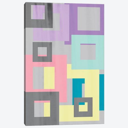 Geometric Art No. 4 Canvas Print #MEV485} by Melanie Viola Canvas Print