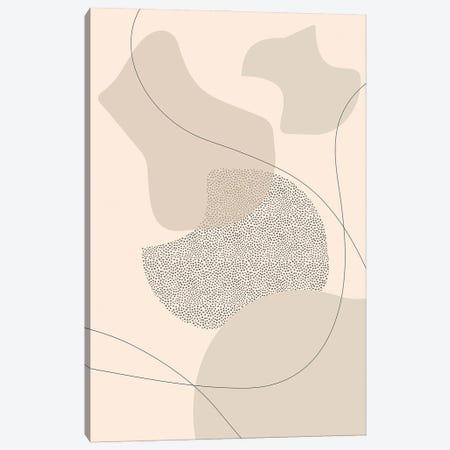 Mid-Century Modern II   Brown Canvas Print #MEV625} by Melanie Viola Canvas Art Print