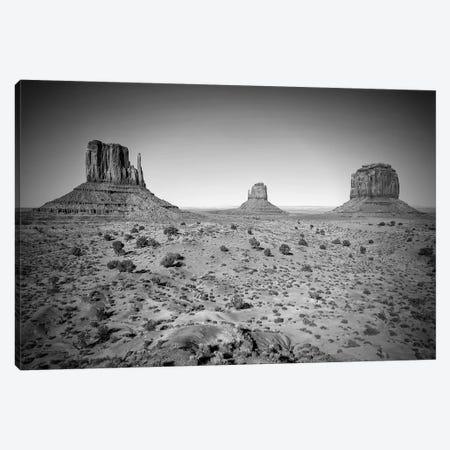 Monument Valley Canvas Print #MEV81} by Melanie Viola Canvas Artwork