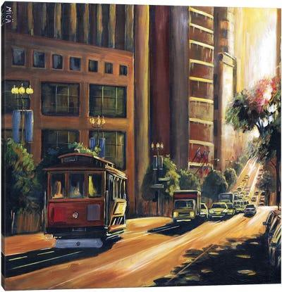 Ray of Light Canvas Art Print