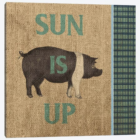 Rise & Shine Farm Fresh I 3-Piece Canvas #MEZ14} by Andi Metz Canvas Art