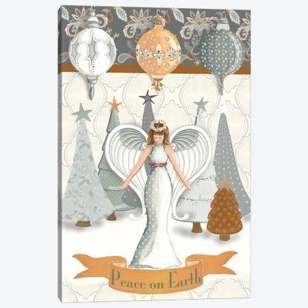 Angel Wonderland Earth Canvas Print #MEZ25} by Andi Metz Canvas Print