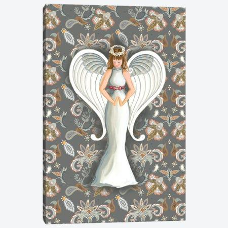 Wonderland Angel I Canvas Print #MEZ46} by Andi Metz Art Print