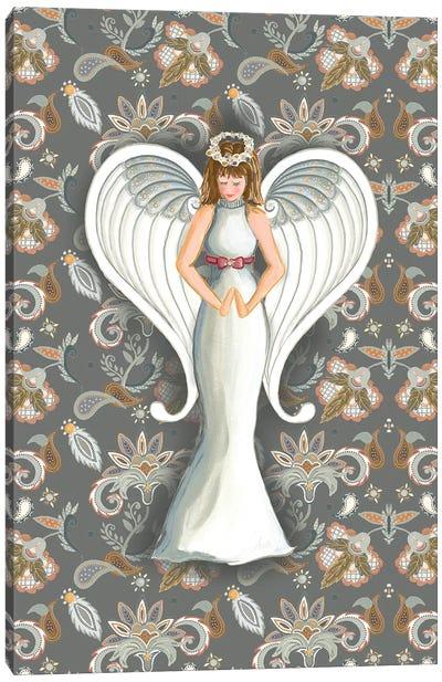 Wonderland Angel I Canvas Art Print