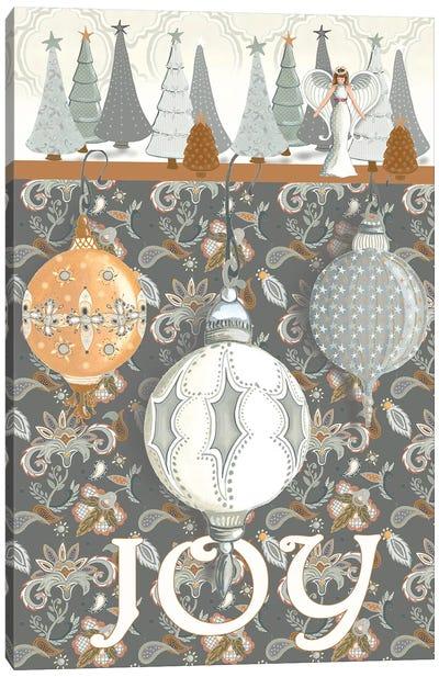 Wonderland Joy Canvas Art Print