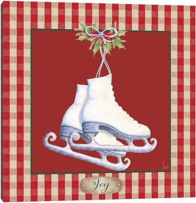 Hometown Christmas III Canvas Art Print