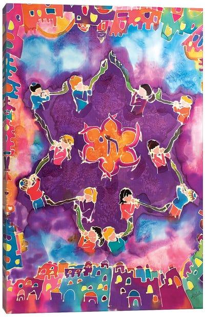 L'Chayim Canvas Art Print