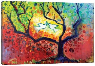 Seasons Of Peace Canvas Art Print
