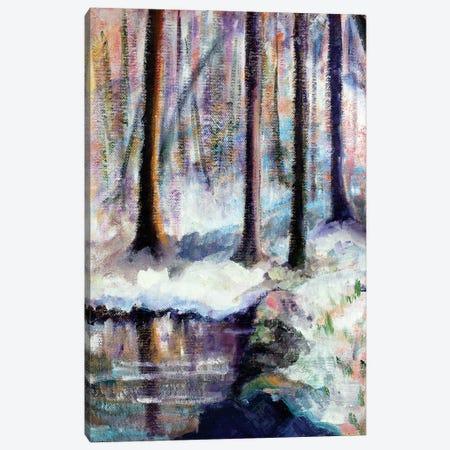 Serenity Canvas Print #MFE21} by Michele Pulver Feldman Art Print