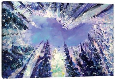 Always Look Up Canvas Art Print