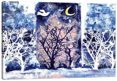 Winter Magic Canvas Art Print