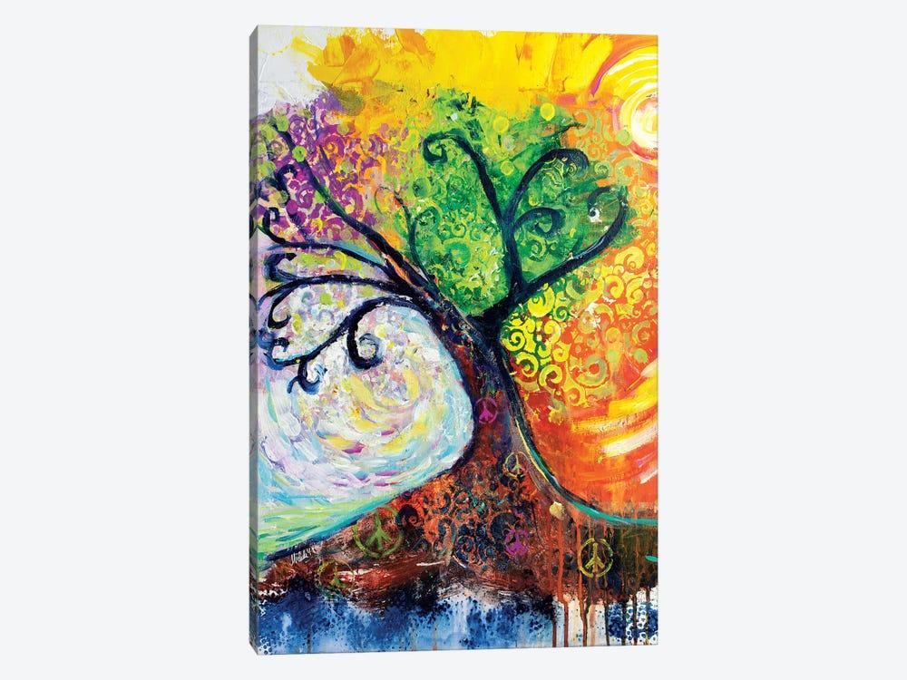 Banyan Tree Of Life Canvas Print by Michele Pulver Feldman | iCanvas