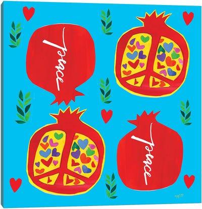 Pom Ala Matisse Canvas Art Print