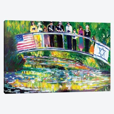 Prayer For Hope Canvas Print #MFE45} by Michele Pulver Feldman Canvas Art