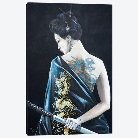 Intuition Canvas Print #MFX102} by Mark Fox Canvas Art