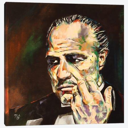 Make Me an Offer Canvas Print #MFX29} by Mark Fox Canvas Art