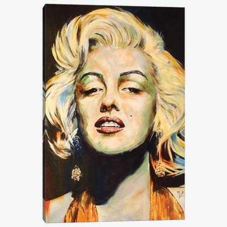 Marilyn Canvas Print #MFX30} by Mark Fox Canvas Art Print