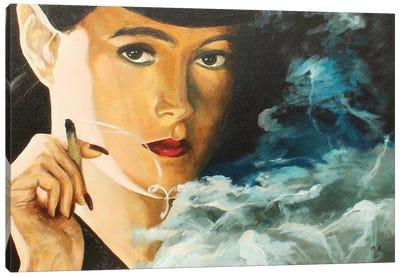 Rachael Canvas Art Print
